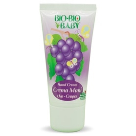 Crema mani all'Uva Bio Bio Baby 40ml