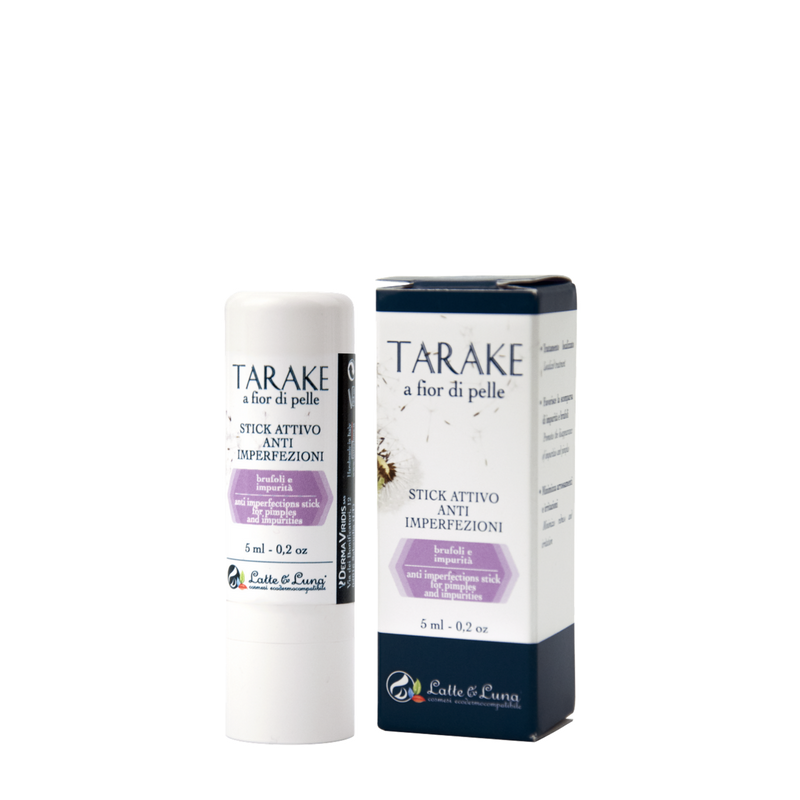 Stick Attivo Anti-Imperfezioni Tarake Latte&Luna 5ml