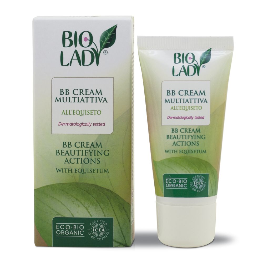 BB cream  Multiattiva all'Equiseto Bio Lady 50ml