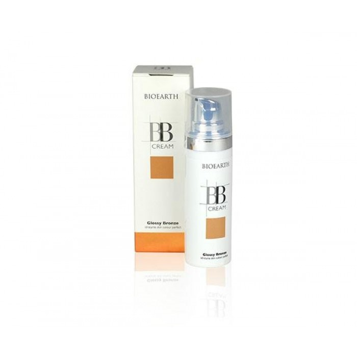 BB Cream Glossy Bronze Bioearth 30ml