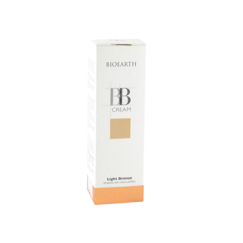 BB Cream Light Bronze Bioearth 30ml