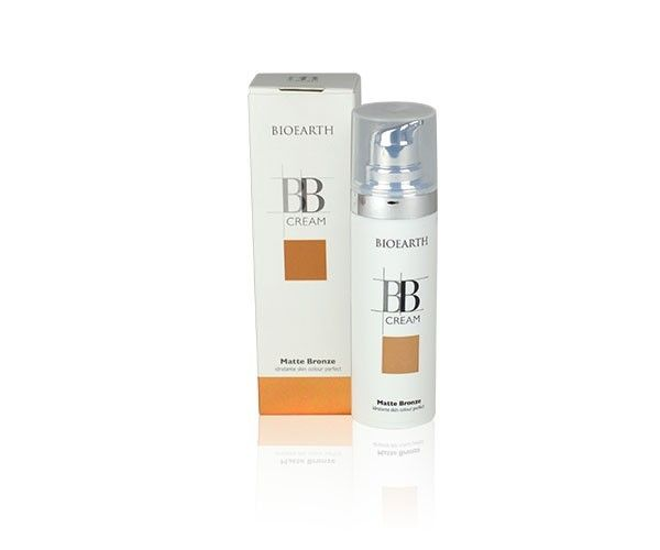 BB Cream Matt Bronze Bioearth 30ml
