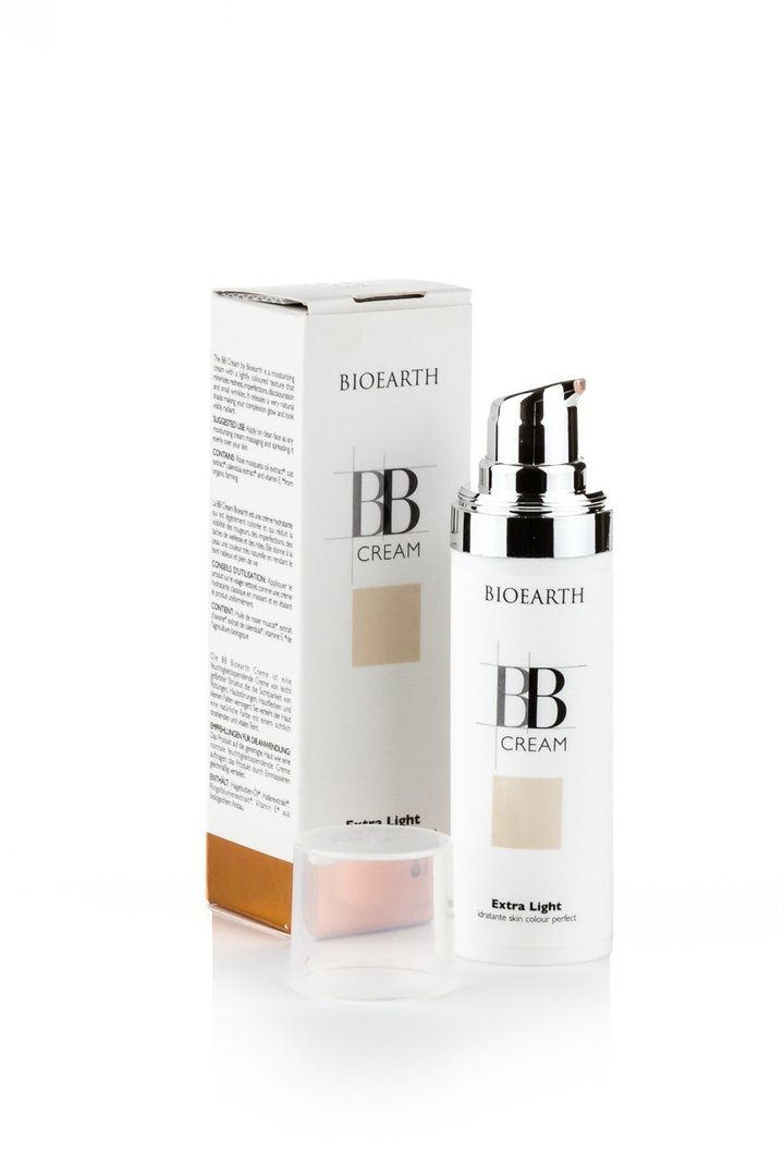 BB Cream Extra Light Bioearth 30ml