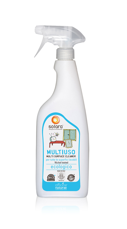Multiuso Ecologico Superfici Lavabili Officina Naturae 750ml