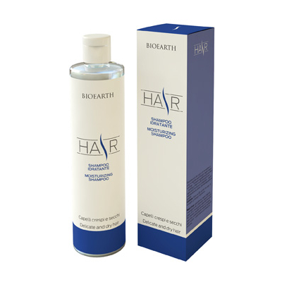 Shampoo Idratante HAIR Bioearth 300ml