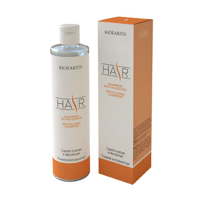 Shampoo Rivitalizzante HAIR Bioearth 300ml