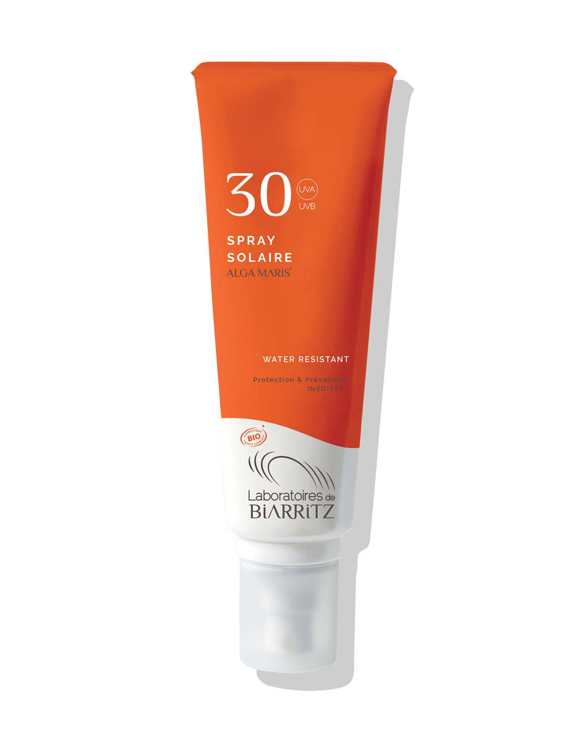 Spray Solare SPF 30 Laboratoires de Biarritz 125ml