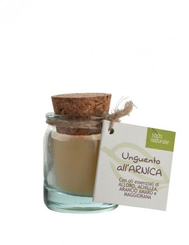 Unguento all'arnica La Saponaria 30ml