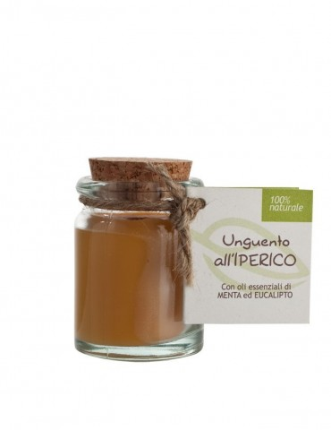 Unguento all'iperico La Saponaria 30ml